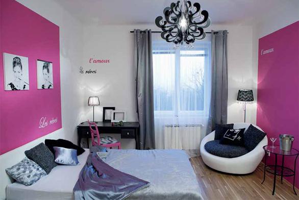 Jak si vyzdobit dívčí pokoj