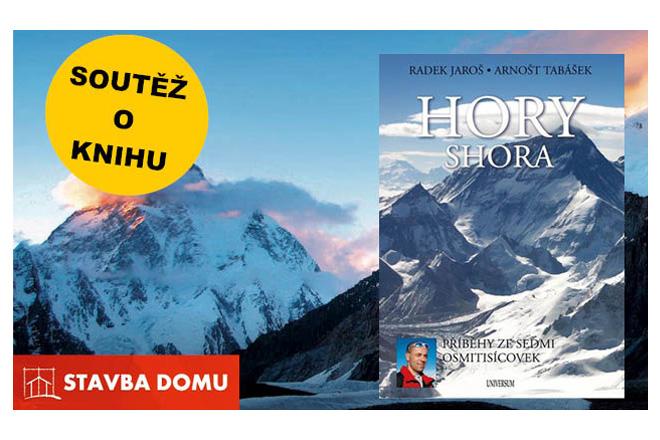 Soutěž o originální knihu Hory Shora