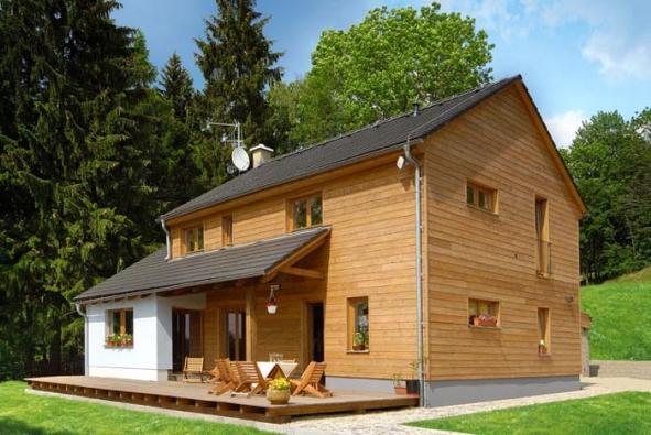 Pasivní dům pro aktivní rodinu