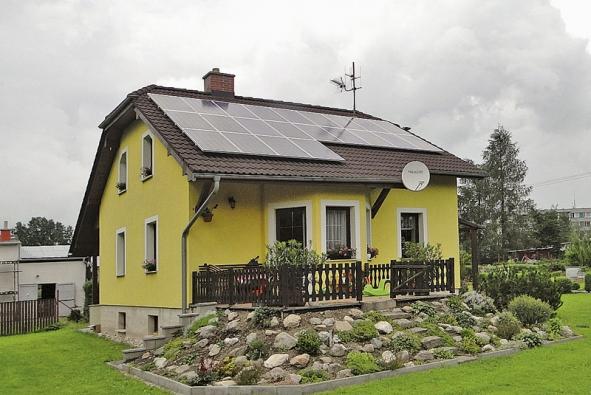 Sluneční energie je stále nedostatečně využívaný zdroj. Už dnes je jisté, že se vbudoucnosti bez solárních systémů vdomech neobejdeme