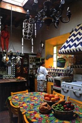 Mexický styl je velmi originální a inspirativní