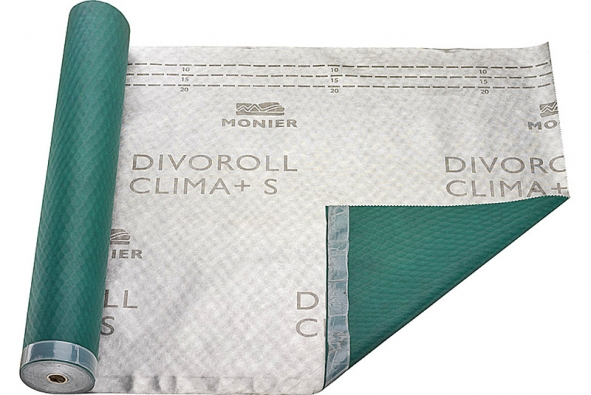 Střešní folie Bramac Clima Plus S