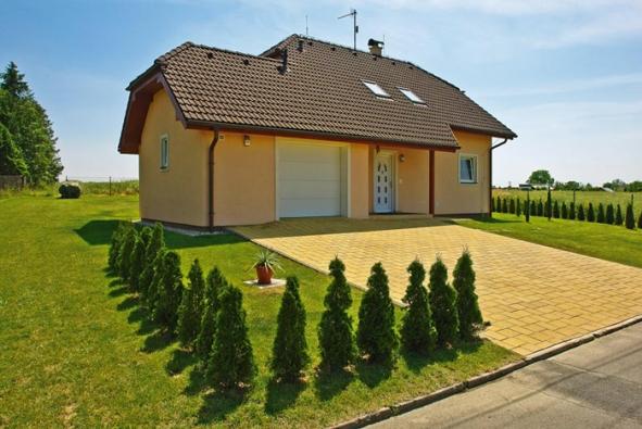 Účelný dům s nízkými náklady
