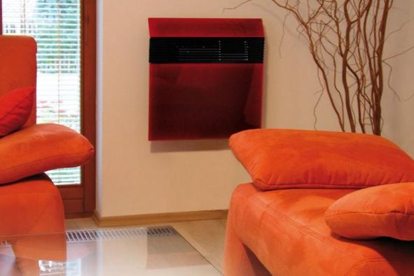 Moderní elektrická topná tělasa jsou také estetických doplňkem interiéru