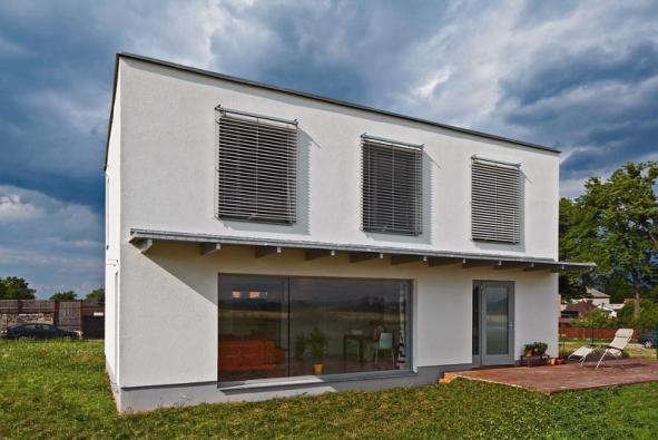 Promyšlený dům za cenu bytu