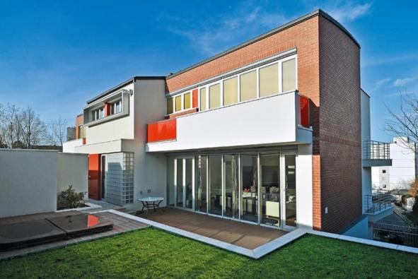 Unikátní architektonický koncept