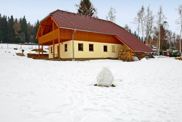 Montovaná tradice dřevostavby