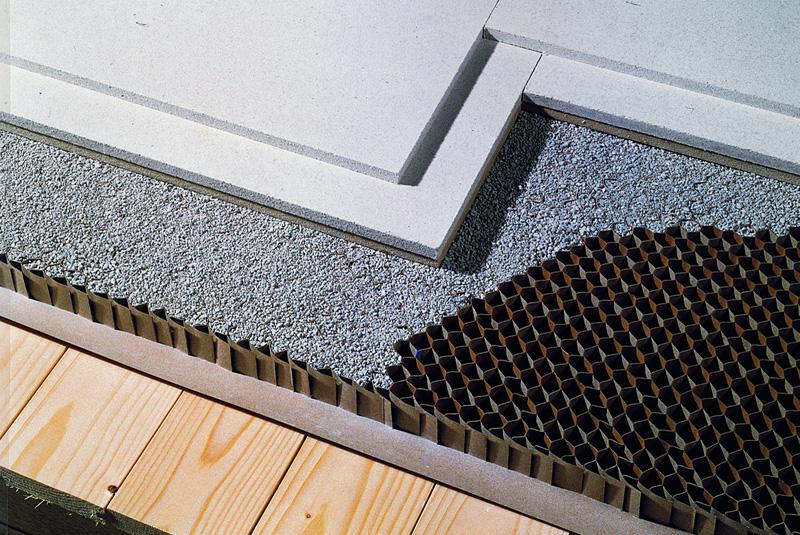 Sádrovláknité desky na podlahu