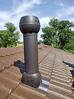 Střešní ventilátor (NATIVA)