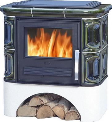 Kachlová kamna Tyrolie jsou vybavena horním litinovým tálem sloužícím pro ohřev či vaření potravin. Jsou osazena litinovými dveřmi sprosklením, které jsou zárukou vysoké životnosti. Vkamnech je možné jako palivo použít dřevo, dřevěné brikety nebo brikety hnědouhelné. Disponují jmenovitým výkonem 4 kW amaximálním dosažitelným výkonem 6 kW. Cena od 22000Kč.