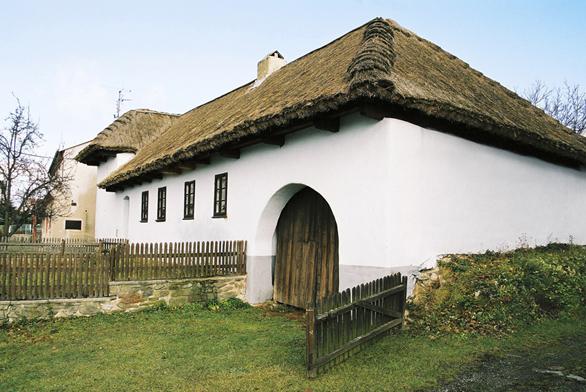 S došky jste se u nás do nedávna mohli setkat většinou na historických stavbách vesnického typu a to většinou ve skanzenu.