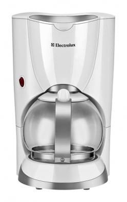 Překapávač EKF 3030 – pro rychlou snídani do kávovaru již večer napusťte vodu anasypte kávu do filtru (přikryjte ji fresh fólií), ráno pouze stisknete tlačítko anež stihnete ranní hygienu, nápoj bude připraven, cena 949Kč (ELECTROLUX).