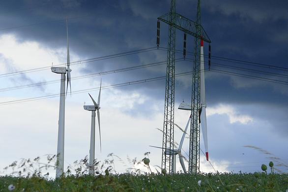 """Větrnou elektrárnu si dnes vČR můžete koupit hotovou """"na klíč"""" (foto EkoWATT)."""