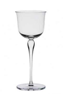 Sklenice na víno z masivního skla (ALMIDECOR).