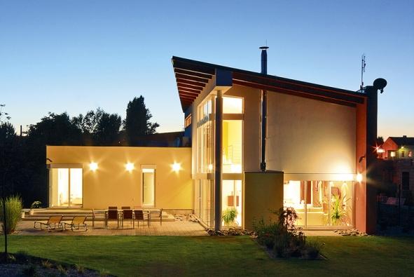 Oáza moderního bydlení