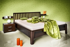 Postel pro klidný spánek
