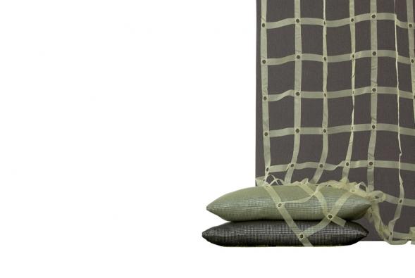 Textilie Frame zkolekce Showroom (Jab Anstoetz), šířka 300cm, cena 9815Kč, (OPTIMAL INTERIOR DESIGN).