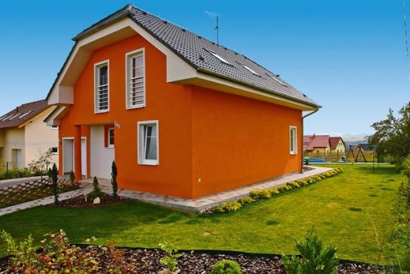 Vzorové kompaktní bydlení