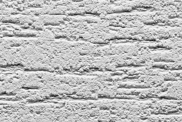 Omítka Rillenputz je vhodná kaplikaci na velkých souvislých plochách, disponuje vyrovnanou zrnitostí aje snadno zpracovatelná.