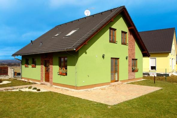 Bydlení v zelené oáze