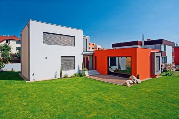 Čistý architektonický koncept