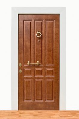 Kvalitní dveře musí být bezpečné ihezké (COMIND BOHEMIA).