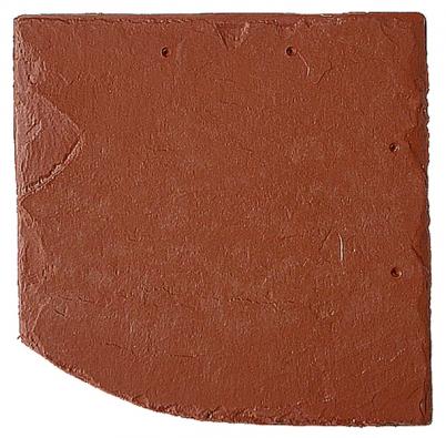 Plastová břidlice Naturalflex se vyrábí v různých barevných provedeních (GLYNWED).