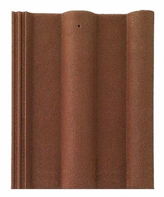 Betonové střešní tašky dnes patří k nejoblíbenějším  krytinám (BRAMAC).