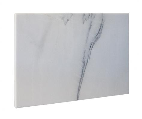 Mramorový sálavý panel MR – leštěná mramorová deska osíle 3cm. Sálavé teplo zpřírodního kamene je příjemné apřirozené. Vybírat můžete zpěti různých typů kamene.