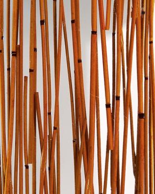Natur Art motiv dveřních křídel – ART výplň bambus kari (SAPELI)