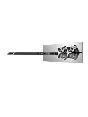 Nástěnná podomítková baterie Clockwork (Ritmonio), cena od 29977 Kč (AQUA TRADE).