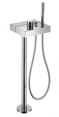 Vanová baterie  do prostoru StarckX  (Axor, Hansgrohe),  design Philippe Starck, cena 62 695 Kč (ALISEO).