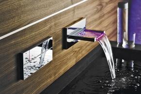 Přepychové vybavení koupelny