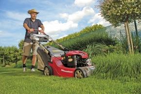 Zahradní sekačky pro váš trávník