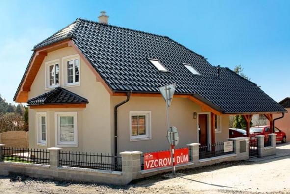 Finančně dostupný dům Praktik