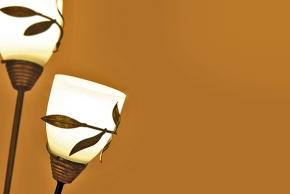 Lustry a lampy do obývacího pokoje
