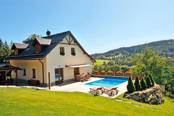Ekologický horský dům