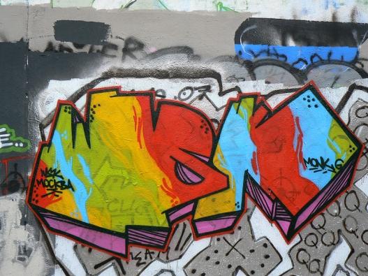 """Street art představuje jakékoliv umění, vytvářené na veřejných místech (""""street"""" = ulice)."""