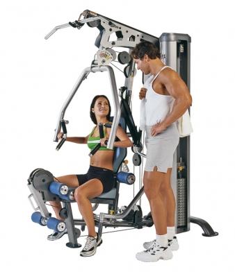 Exkluzivní posilovací stroj americké značky Tuff Stuff patří knejdokonalejším strojům pro domácí použití. Kvalitně nahradí stroje, používané ve veřejných posilovnách, cena 79990Kč (Domafit Fitness).