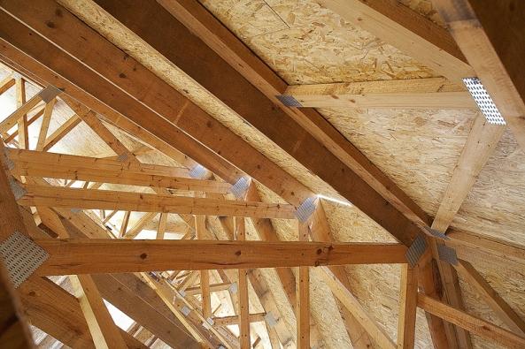 Prakticky neexistuje stavby, vníž by dřevo nehrálo některou zdůležitých konstrukčních rolí. Vpřípadě dřevostaveb samozřejmě většinovou.