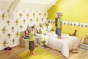 Dětský pokoj jako z pohádky