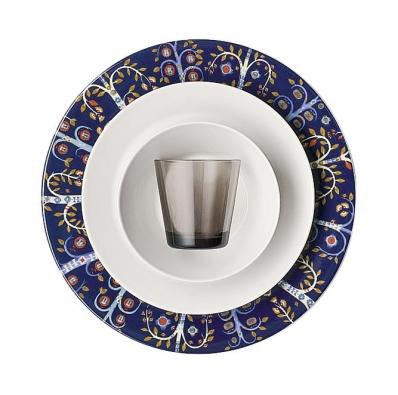 Taika talíř, Iittala, design Klaus Haapaniemi 2007/Hejkli Orvola.