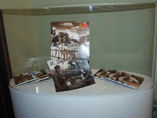 V jednom z Gočárových domů najdou návštěvníci malou galerii a muzeum.