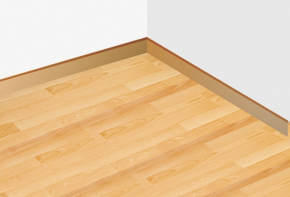 4) Hotová podlaha: Zhruba po čtyřiadvaceti hodinách můžeme podlahu zapnout azačít si užívat příjemné pocity zasloužené tepelné pohody.