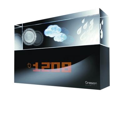 Designová meteostanice pro počasí v3D