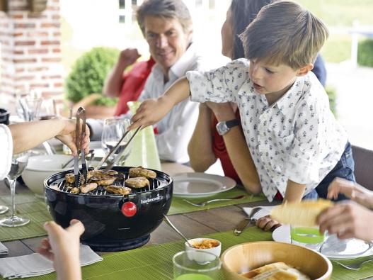 Sgrilem Amica si užijete grilování bez obav znepříjemného kouře nebo zápachu.