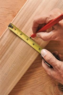 Měření vyžaduje vprvé řadě pečlivost apřesnost.