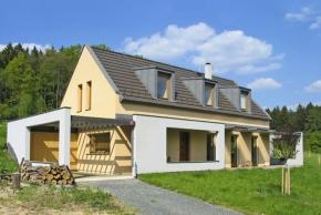 Oblíbené stavební prvky domů