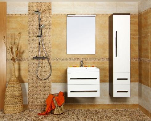 Nacházíte se zde: Home | Koupelny | Koupelna v módním převleku