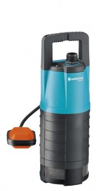 Ponorné tlakové čerpadlo pro čerpání vody ze studny nebo zásobníku. Není nutná vodárna, čerpadlo zajistí dostatek tlaku (GARDENA).